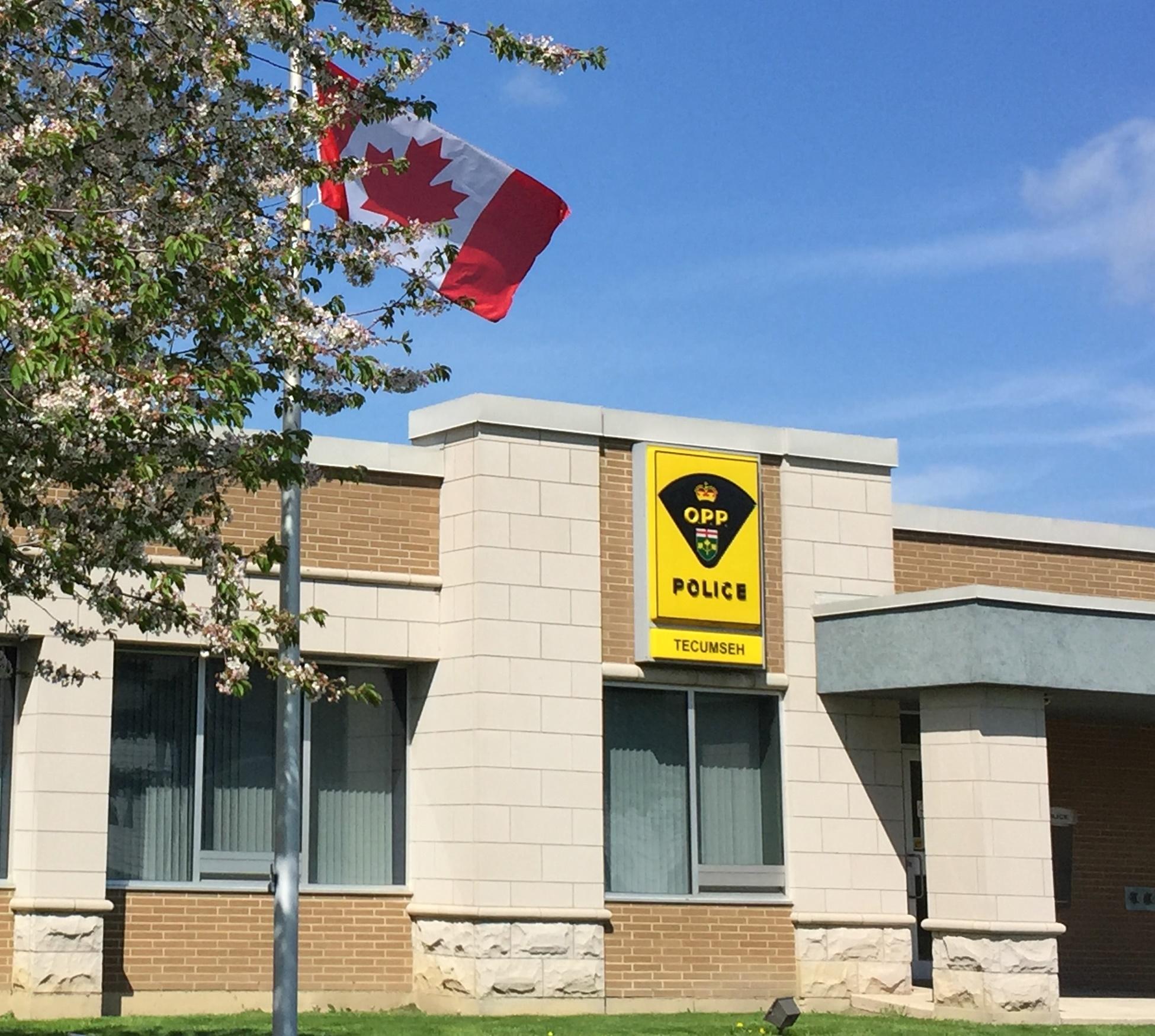 Image of Tecumseh OPP station