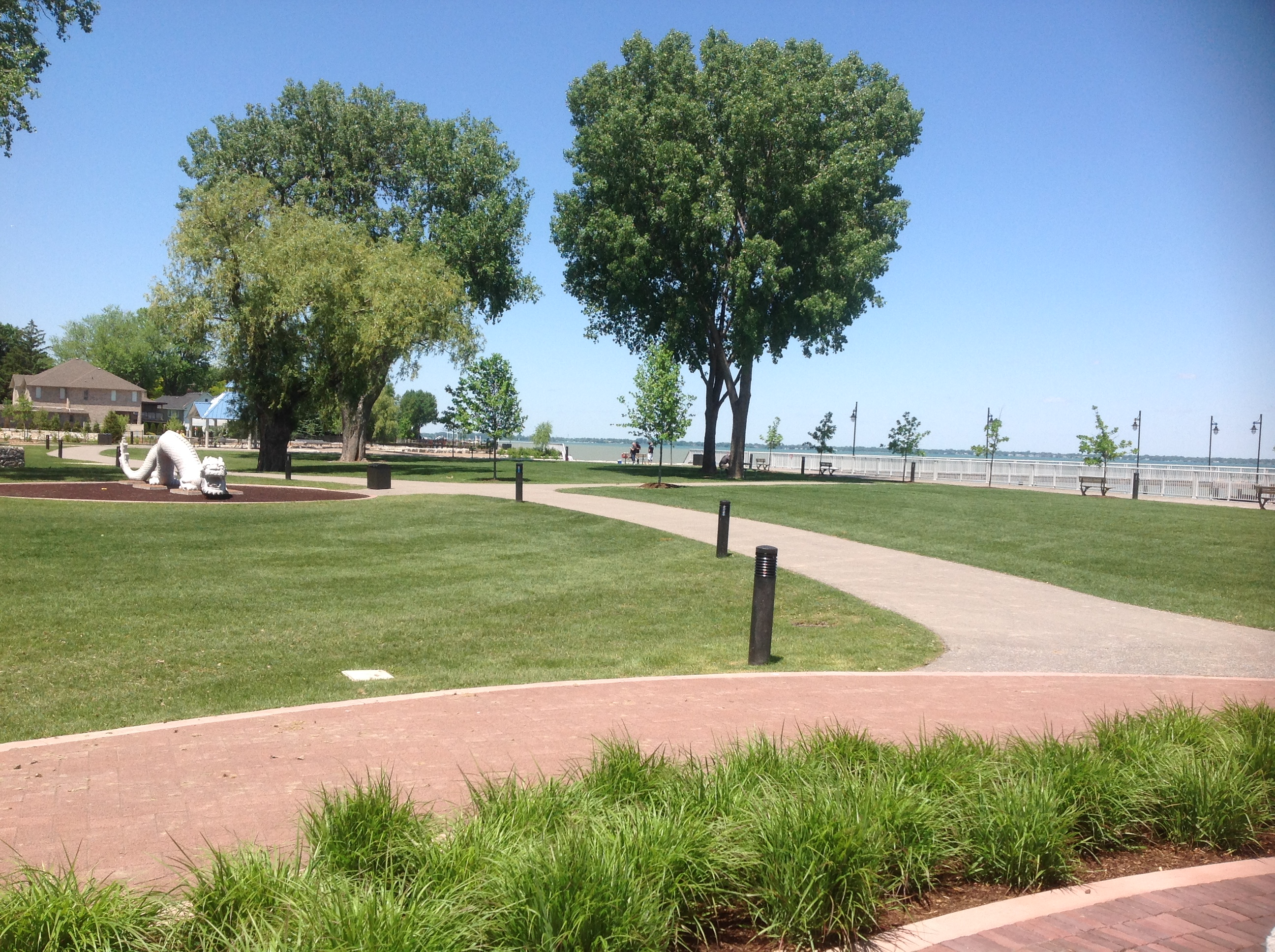 image of lakewood park