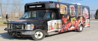 image of a transit bus