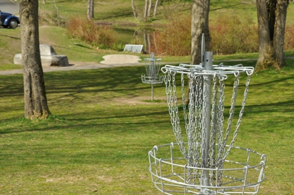 Image of the Disc Golf Course bucket