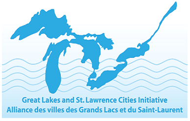 Great Lakes and St. Lawrence Cities Initiative Logo