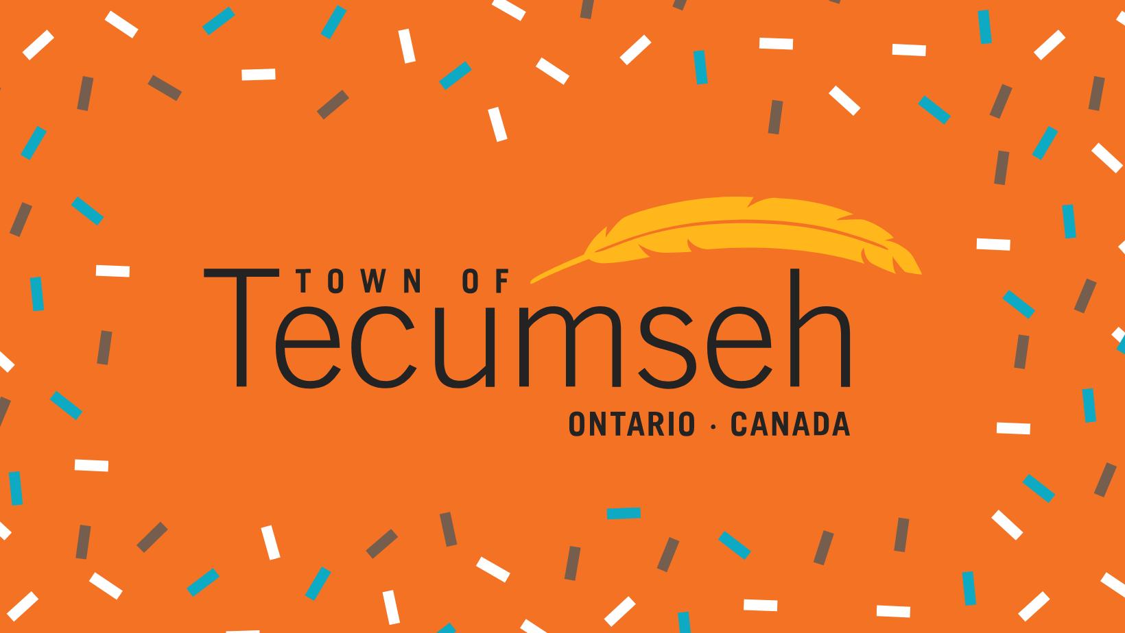 Orange Shirt Day with Tecumseh Logo