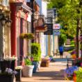 Downtown Tecumseh street