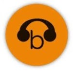 Browse Aloud symbol - b with headphones over it