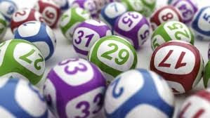 bingo balls in different numbers